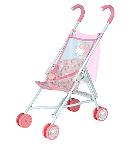 BABY ANNABELL Baby Annabell stroller with bag