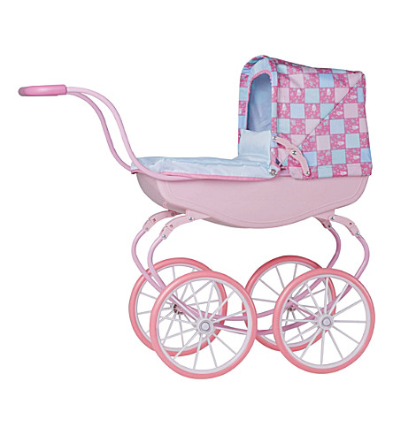 BABY ANNABELL Baby Annabel Carriage pram
