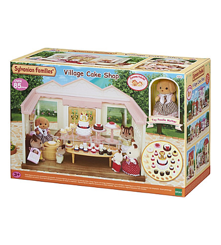 SYLVANIAN FAMILIES Village Cake Shop set