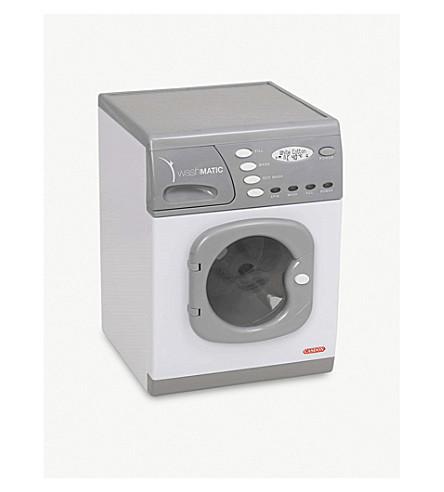 CASDONWashmatic 电子洗衣机玩具套装