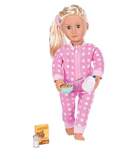 OUR GENERATION Onesies Funzies Regular Pyjama Outfit set