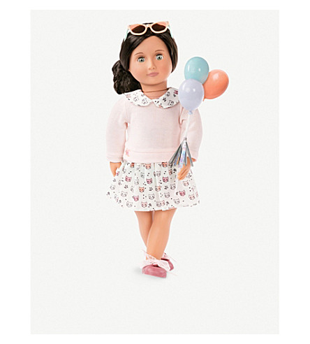 OUR GENERATION Up & Away dolls outfit