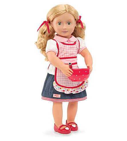 OUR GENERATION Jenny doll