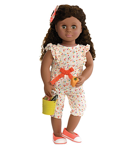 OUR GENERATION Nahla doll book