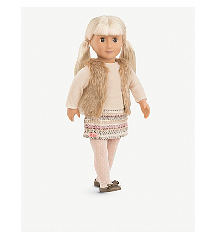 OUR GENERATION Aria doll 45cm