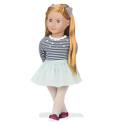 OUR GENERATION Arlee doll