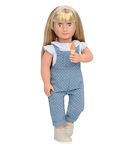 OUR GENERATION 罗雷莱难以置信冰乳霜项目娃娃