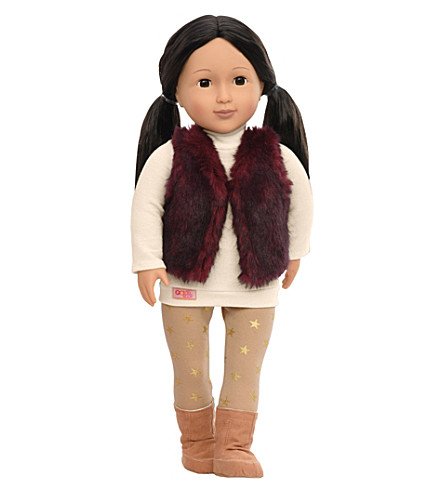 OUR GENERATION Tamaya doll