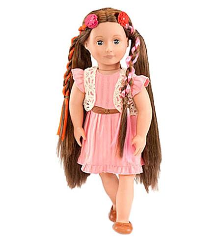 OUR GENERATION Parker doll 46cm