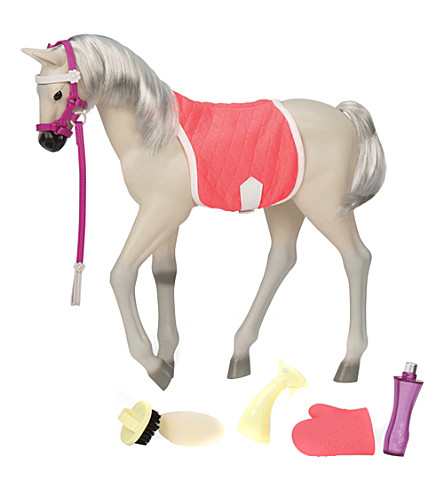 OUR GENERATION Mustang Foal play set