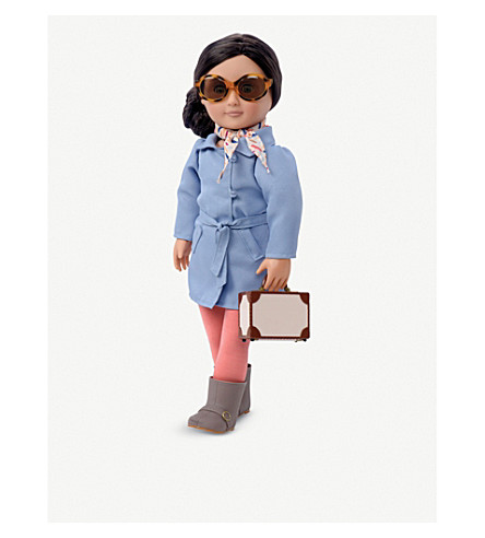 OUR GENERATION Business Class doll 45cm
