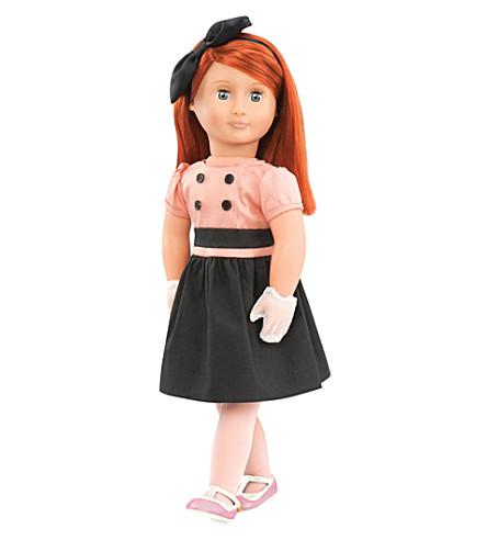 OUR GENERATION Joy doll