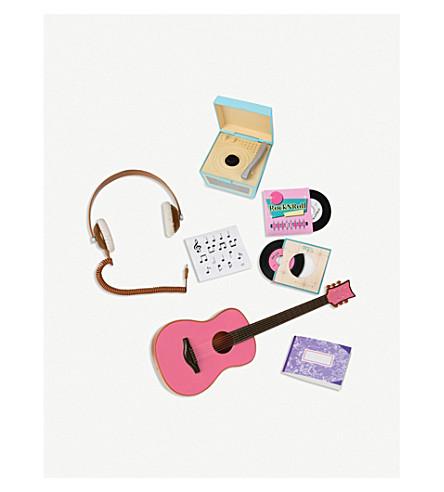 OUR GENERATION Retro Records dolls accessory