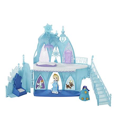 FROZEN Elsa's frozen castle