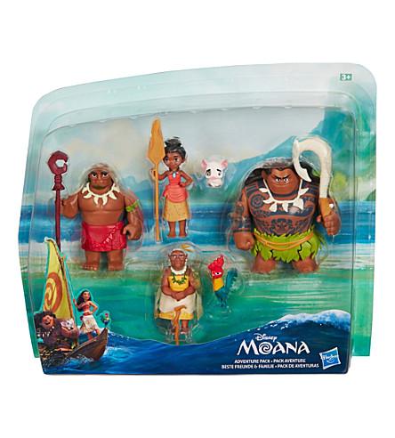 DISNEY PRINCESS Moana Adventure Pack
