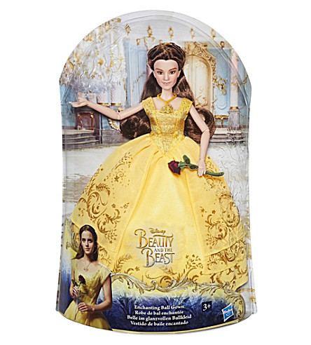 DISNEY PRINCESS Belle deluxe fashion doll