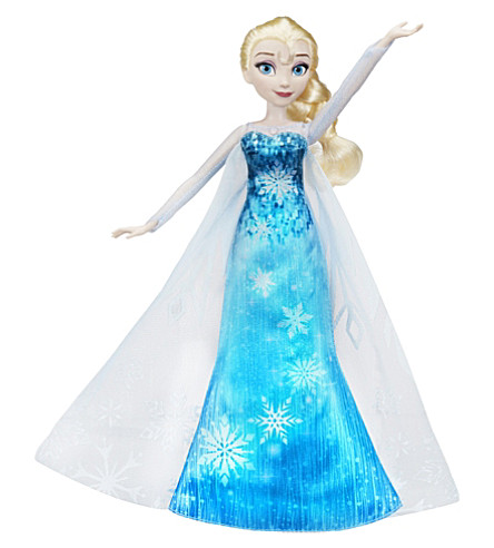 FROZEN Play-A-Melody Elsa Doll
