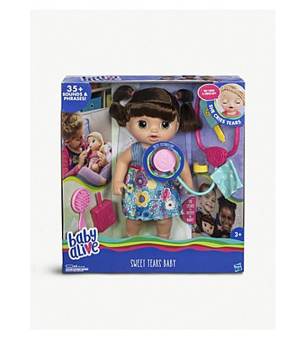 BABY ALIVE Sweet Tears doll set