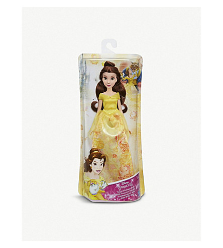 DISNEY PRINCESS 美女皇家微光娃娃35.6厘米