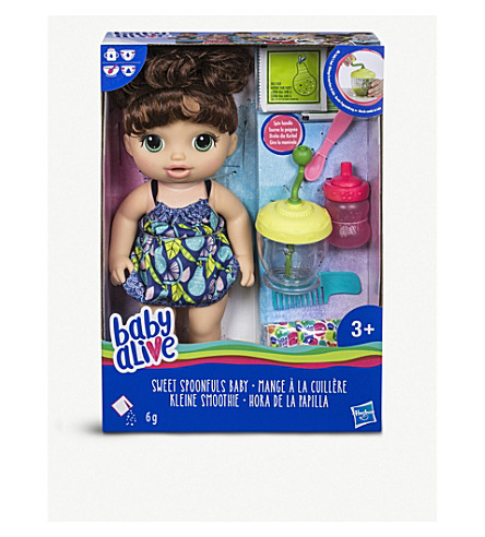 BABY ALIVE Sweet Spoonfuls Baby doll