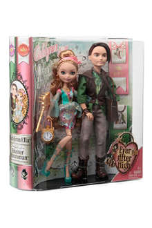 EVER AFTER HIGH Ashlynn Ella and Hunter Huntsman two-doll pack
