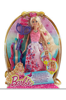 BARBIE Barbie Cut 'n Style Princess figure