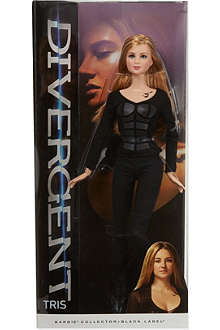 BARBIE Divergent Tris doll