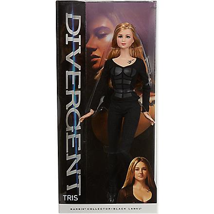 BARBIE Divergent Tris doll (Multi