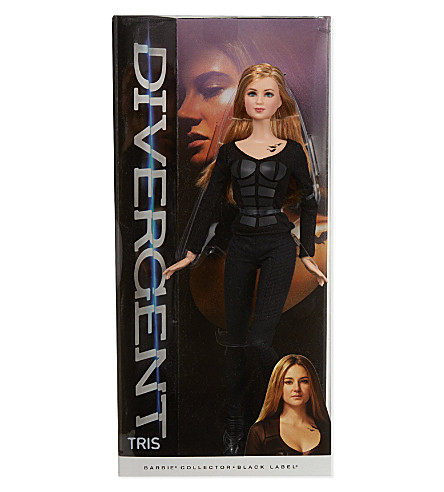 BARBIE Divergent Tris doll (Multi