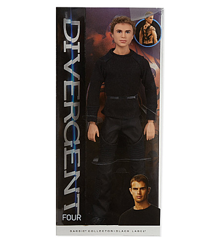 BARBIE Divergent Four doll (Multi