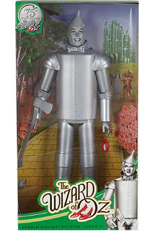 BARBIE Wizard of Oz Tin Man collectors doll