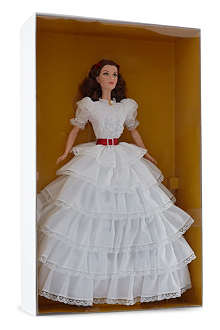 BARBIE Barbie gone with the wind Scarlett O'Hara
