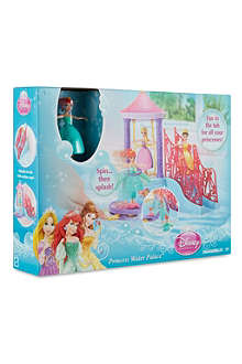 DISNEY PRINCESS Princes Water Palace playset