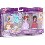 DISNEY PRINCESS Princess Sofia & Vivian with Animal Friends playset
