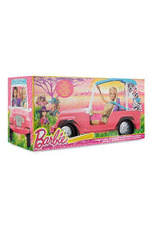 BARBIE Sisters Safari Cruiser