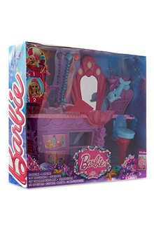 BARBIE Barbie mermaid salon playset