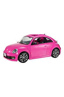BARBIE Volkswagen Beetle and doll set