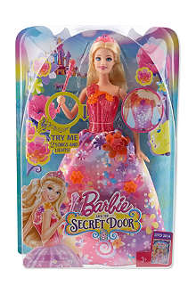 BARBIE Secret door doll