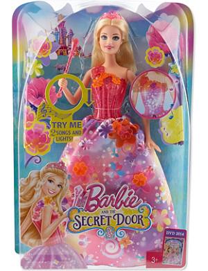 BARBIE Secret door doll