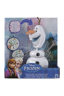 DISNEY PRINCESS Olaf the Snowman toy