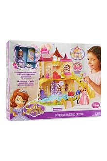DISNEY PRINCESS Magical talking castle
