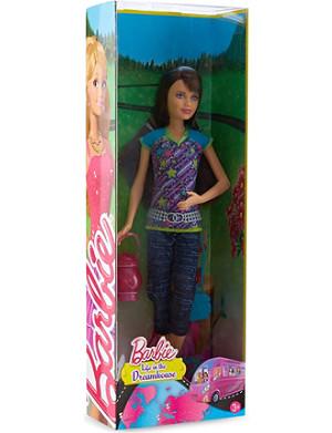 BARBIE Barbie sisters camping