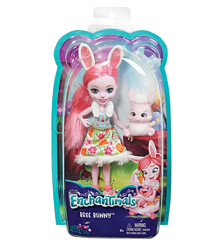 ENCHANTIMALS ​Enchantimals Bree Bunny Doll