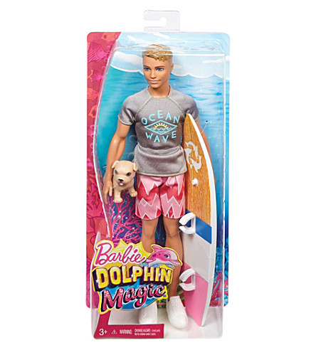 BARBIE Barbie Dolphin Magic Ken doll