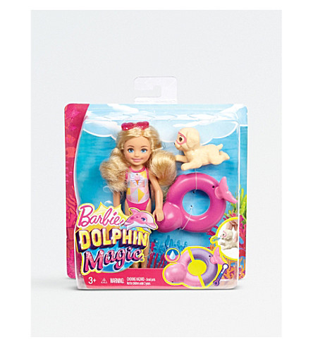 BARBIE Barbie dolphin magic chelsea doll