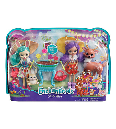 ENCHANTIMALS Garden Magic doll playset