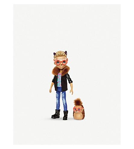 ENCHANTIMALS Hixby Hedgehog doll play set