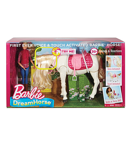 BARBIE DreamHorse playset