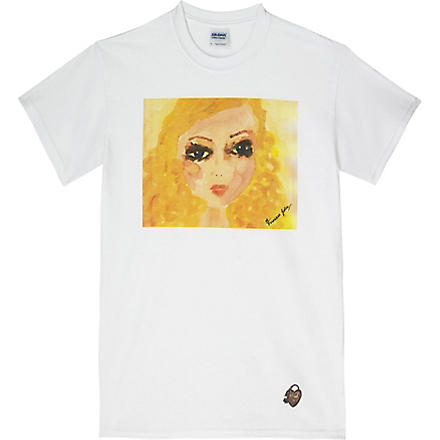 EVER AFTER HIGH Princess Julia t-shirt (White