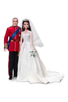 BARBIE Collector Royal Wedding dolls